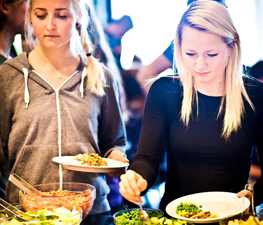 Spisetid og sund kost