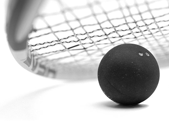 Squash closeup ketcher og bold