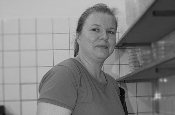 Marlene medarbejder