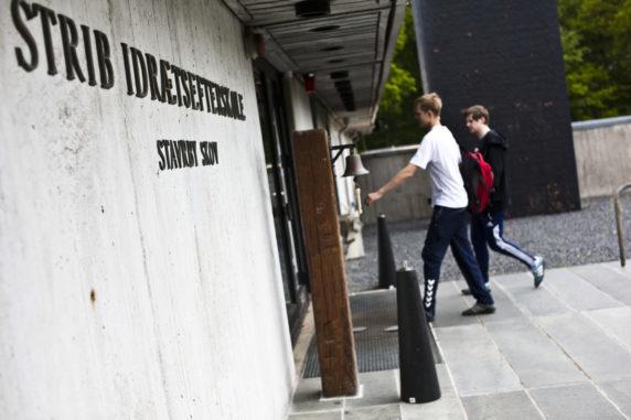 strib idrætsefterskole indgang