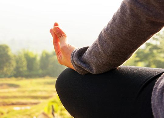 Meditation og indre ro
